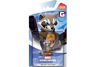 DISNEY Infinity 2 Marvel Figurine Rocket Raccoon