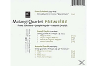 VARIOUS, Matangi Quartet - Premiere [CD]