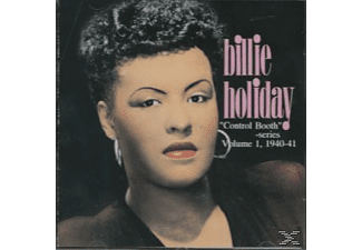 Billie Holiday - Billie Holiday: Control Booth Vol.1 1949-41 - (CD)