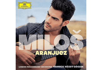 Milos Karadaglic, The London Philharmonic Orchestra - Aranjuez - (CD)