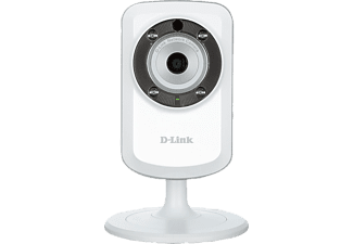 DLINK DCS 933L Day/Night Cloud Camera Telecamera IP White