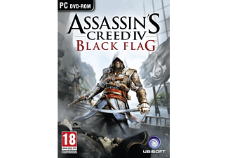 Assassins Creed IV Black Flag Standard Edition PC
