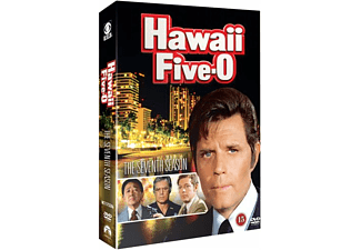 Hawaii Five 0 S7 DVD