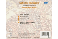 Hamish Milne - Medtner Piano Music Vol.2 [CD]