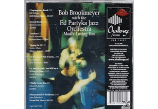 Bob Brookmeyer, Ed Partyka Jazz Orchestra - Madly Loving You - (CD)