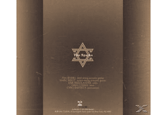 Tim Sparks - At The Rebbe's Table - (CD)