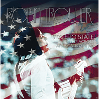 Robin Trower - State To State / Live Across America 1974-1980 [CD]