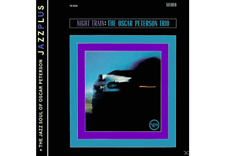 Oscar Trio Peterson - Night Train & The Jazz Soul Of Oscar Peterson - (CD)
