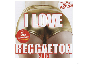 VARIOUS - I Love Reggaeton 2013 - (CD)