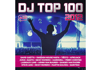 VARIOUS - DJ Top 100 2012 - (CD)