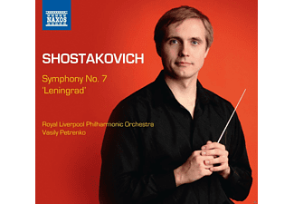 Vasily Petrenko, Royal Liverpool Philharmonic Orchestra - Symphony No. 7 ' Leningrad ' - (CD)
