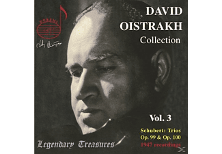 David Oistrach, Lev Oborin, Svjatoslav Knushevitsky - Oistrach Collection Vol.3 - (CD)