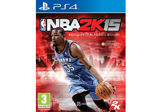 NBA 2K15 NL/FR PS4
