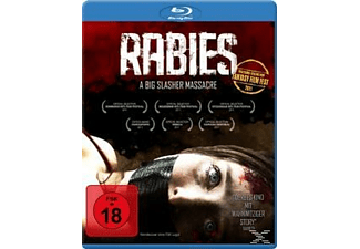 Rabies - A Big Slasher Massacre [Blu-ray]