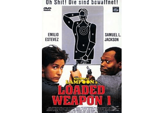 Loaded Weapon 1 - (DVD)