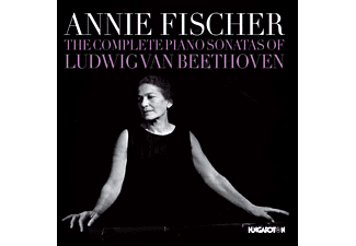 Fischer Annie - Ludwig van Beethoven - The Complete Piano Sonatas (CD)