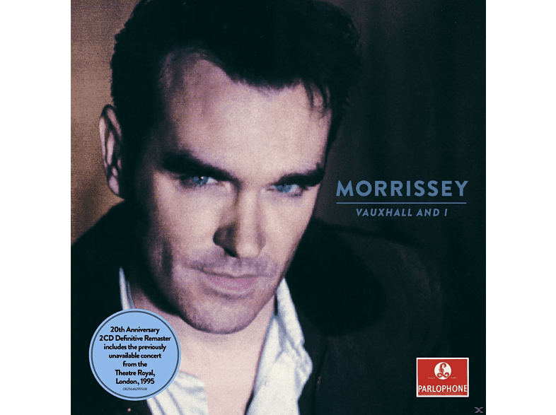 Morrissey - Vauxhall And I (20th Anniversary Definitive Master) [CD]