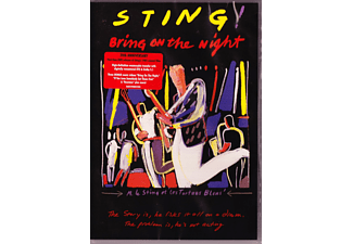 Sting - Bring On The Night (DVD)