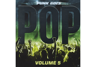 VARIOUS - Punk Goes Pop Vol. 5 - (CD)