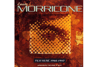 Ennio Morricone - FILM MUSIC 1966-1987 - (CD)