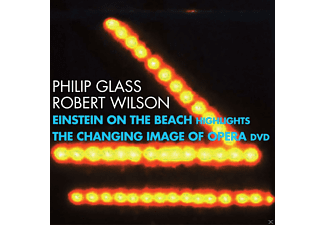 Robert Wilson, Brooklyn Academy Of Music - Einstein on the Beach / The Changing Image Of Opera - (CD + DVD)