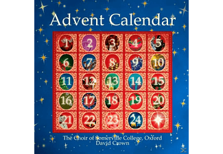 Xmas - Advent Calendar - (CD)