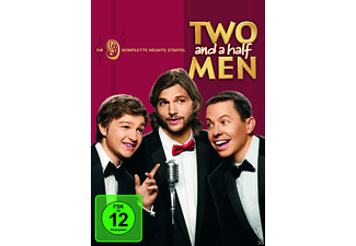 Two and a Half Men - Staffel 9 Komödie DVD