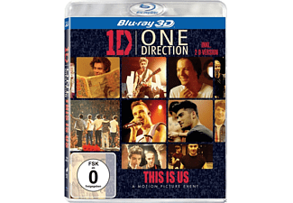 - One Direction - This is us - (3D Blu-ray)