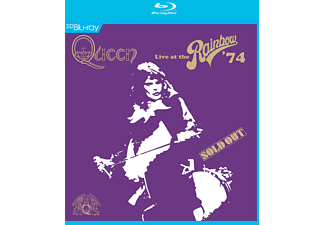 Queen - Live At The Rainbow '74 Blu-ray