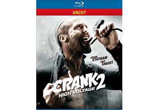 Crank 2: High Voltage Uncut (indiziert) Action Blu-ray