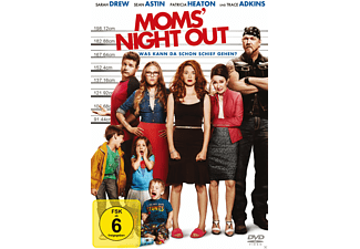 Mom's night out - (DVD)
