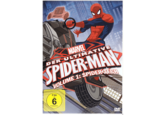 Der ultimative Spider-Man - Volume 1: Spider-Tech (Marvel) - (DVD)