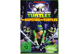 Teenage Mutant Ninja Turtles - Der Aufstieg der Turtles - (DVD)