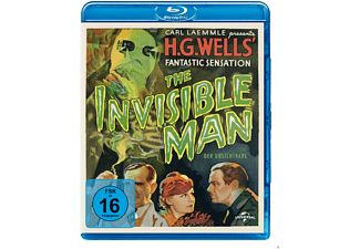 Classic Monster Collection: Der Unsichtbare - (Blu-ray)