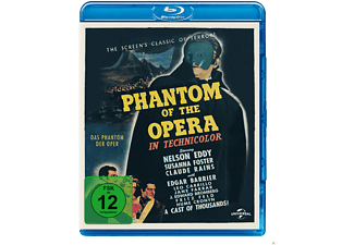 Classic Monster Collection: Phantom der Oper - (Blu-ray)