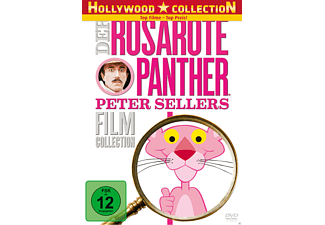 Der rosarote Panther – Peter Sellers Collection - (DVD)