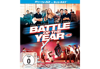 Battle of the Year (3D + 2D Version) - (3D Blu-ray (+2D))