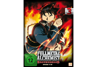 Fullmetal Alchemist - Brotherhood - Volume 3 (Folge 17-24) - (DVD)