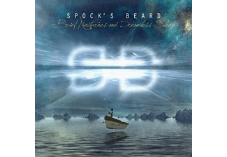 Spock's Beard - Brief Nocturnes And Dreamless (Ltd. Edition) - (CD + Bonus-CD)