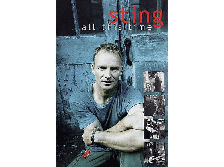 Sting - ...All This Time [DVD]