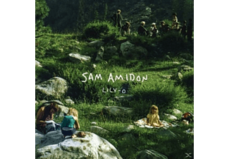 Sam Amidon - Lily-O [CD]