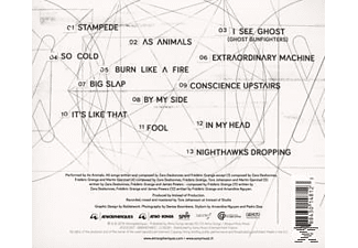 As Animals - As Animals [CD]