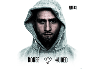 Koree - #uded - (CD)