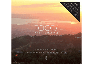 Toots & The Maytals - Unplugged On Strawberry Hill - (CD + DVD Video)