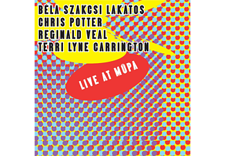 Reginald Veal, Potter Chris, Szakcsi Lakatos Béla, Terri Lyne Carrington - Live At Müpa - (CD)