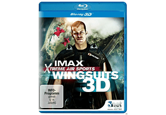 Wingsuits 3D - IMAX Xtreme Air Sports - (3D Blu-ray)