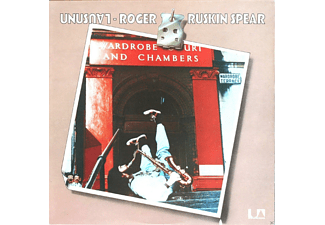Roger Ruskin Spear - Unusual (Remastered Edition) - (CD)