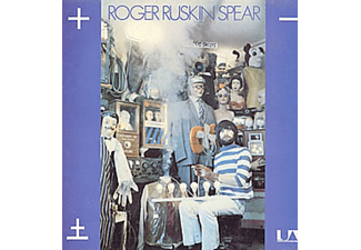 Roger Ruskin Spear - Electric Shocks (Expanded+Remastered Edition) - (CD)