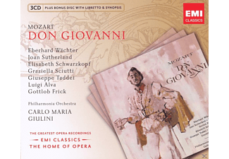 VARIOUS, The Philharmonia Orchestra - Don Giovanni - (CD)