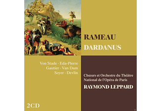 Chours et Orchestre du Theatre National de Paris - Dardanus - (CD)